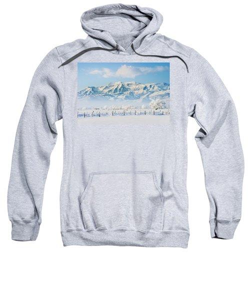 Timp In Winter Sweatshirt