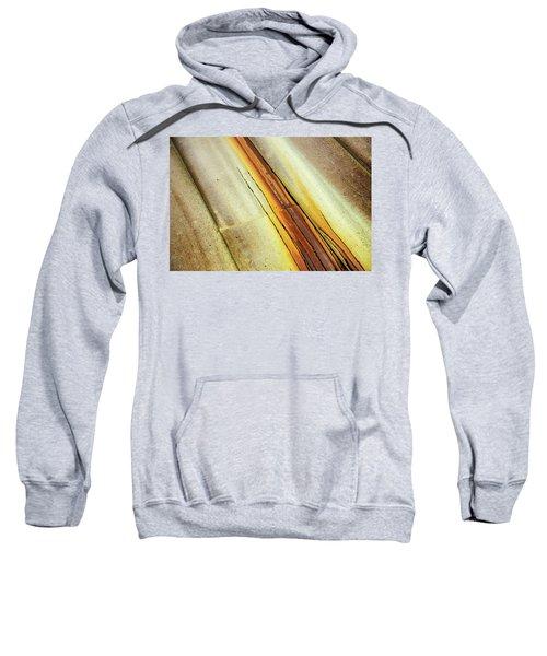 Tin Roof Abstract Sweatshirt