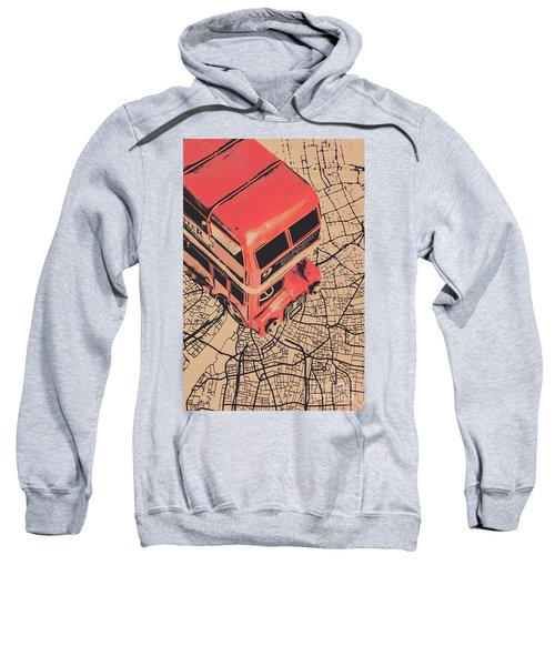 Tin Travel Tour Sweatshirt
