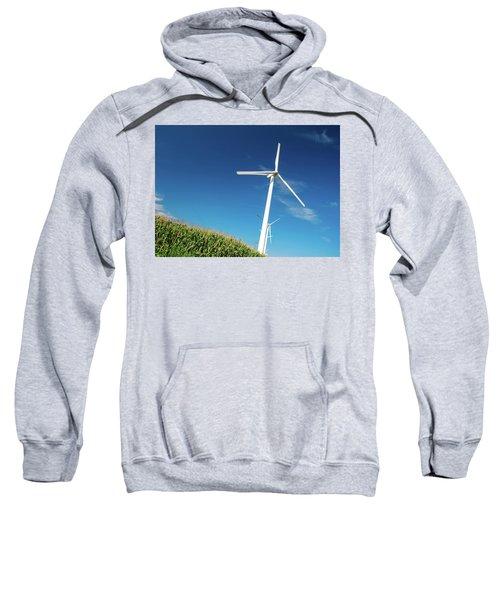 Tipping Windmills Sweatshirt