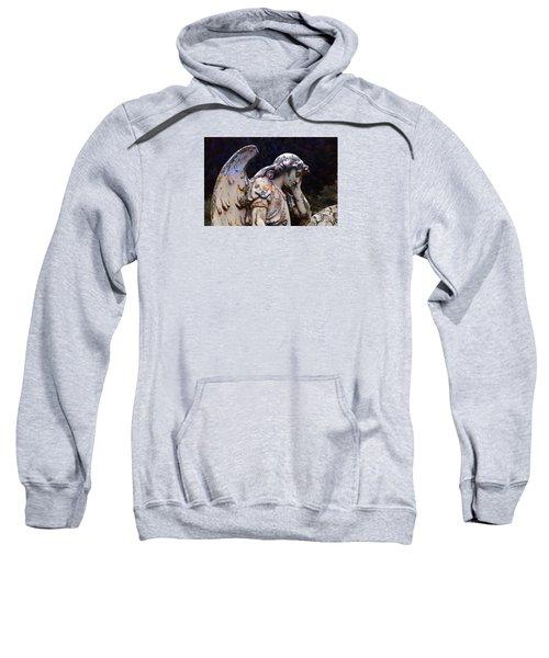 Tired Angel Sweatshirt