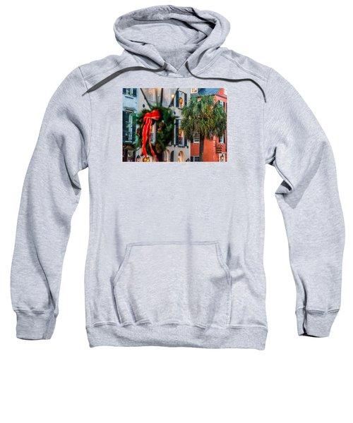 Tis The Season - Charleston Sc Sweatshirt
