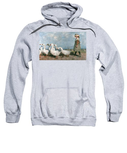 To Pastures New Sweatshirt