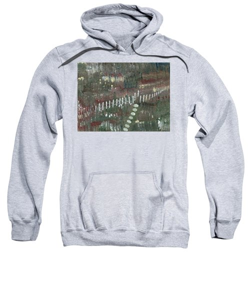 To The Field Of Dreams The Gate Is Always Open Sweatshirt