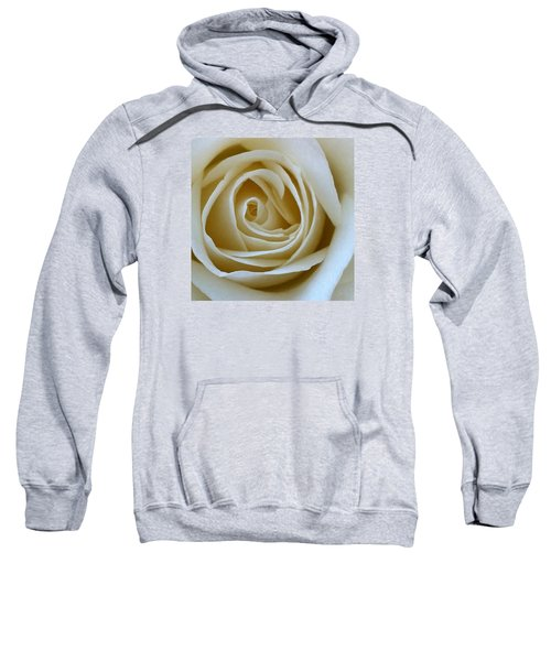 To The Heart Of The Rose Sweatshirt