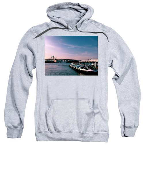 To The Space From Sea Sweatshirt