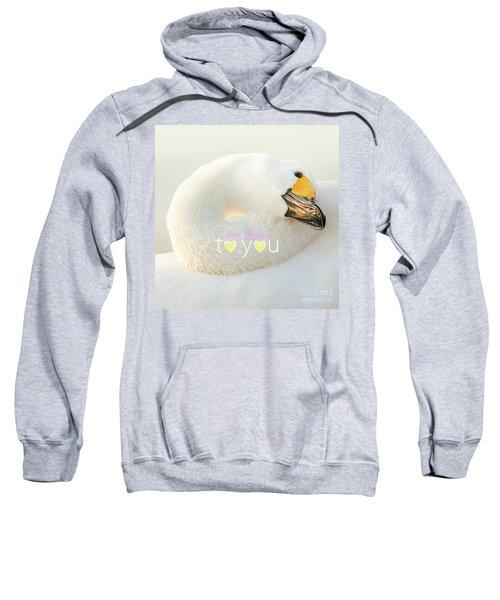 To You #001 Sweatshirt