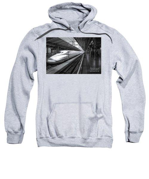 Tokyo To Kyoto, Bullet Train, Japan Sweatshirt