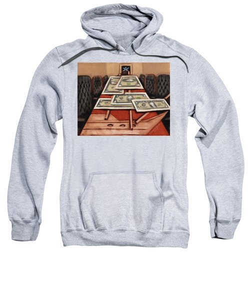 Tommervik War Strategies Pirate Ship Art Print Sweatshirt