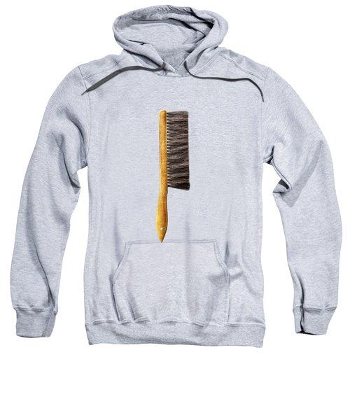 Tools On Wood 52 On Bw Sweatshirt