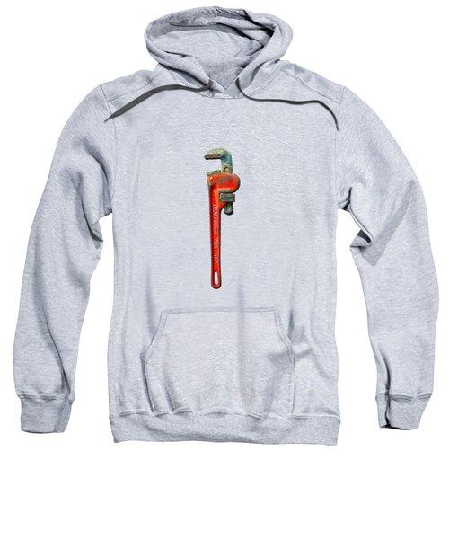 Tools On Wood 62 On Bw Sweatshirt