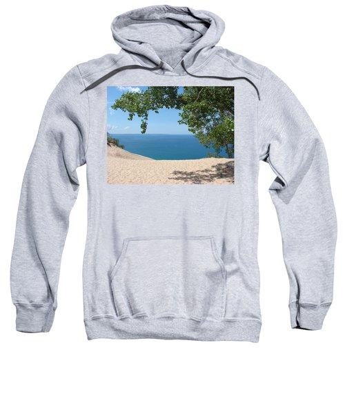 Top Of The Dune At Sleeping Bear Sweatshirt