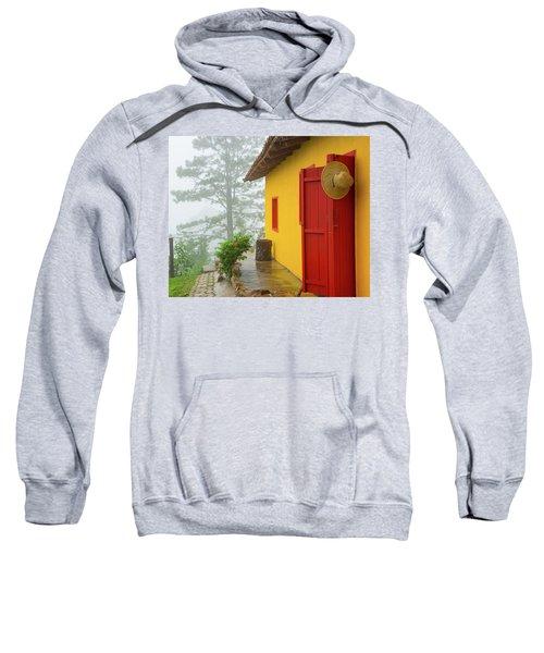 Top Of The Mountain Sweatshirt