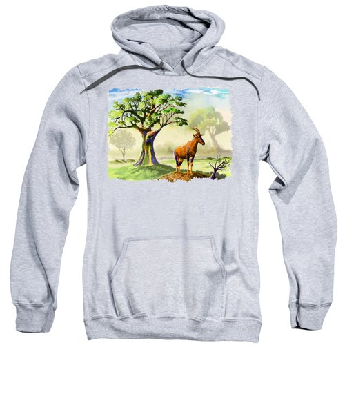 Topi The Antelope Sweatshirt