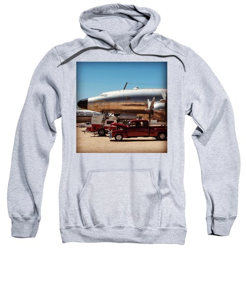 Torque Fest Pima Air And Space Museum Sweatshirt