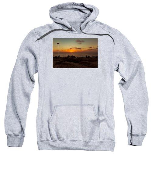 Torrey Pine Glider Port Sunset Sweatshirt