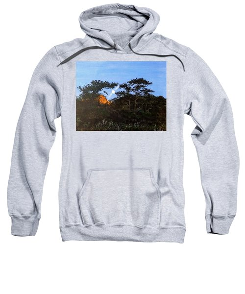Torrey Pines In The Morning Sweatshirt