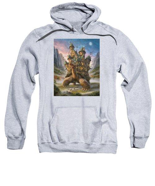 Tortoise House Sweatshirt