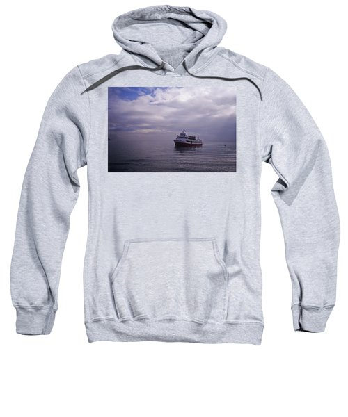 Tour Boat San Francisco Bay Sweatshirt