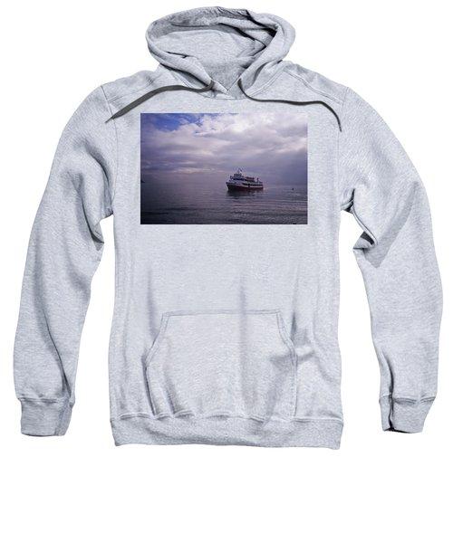 Tour Boat San Francisco Bay Sweatshirt