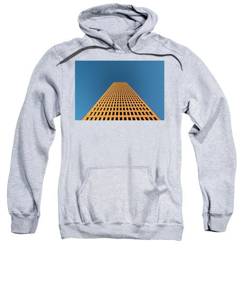 Tower At Sunset Sweatshirt
