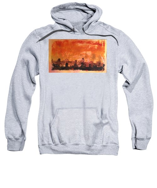 Towers And Tanks Sweatshirt