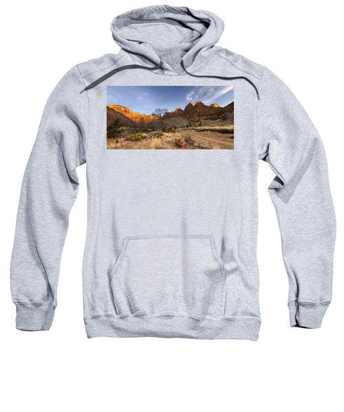 Towers Of The Virgin Sweatshirt