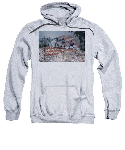 Toy Soldiers Sweatshirt