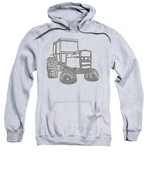 Tractor Transparent Sweatshirt