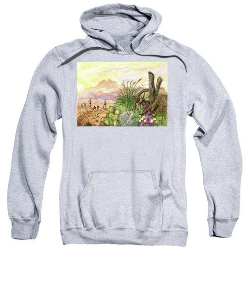 Trail At Sunrise Sweatshirt