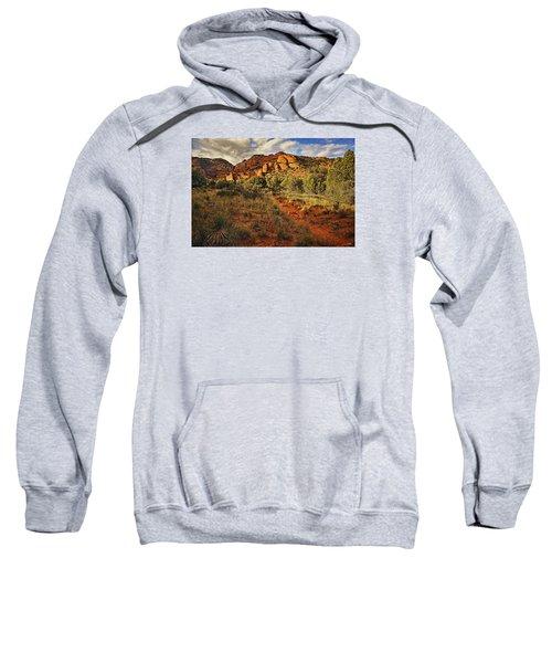Trailing Along Txt Sweatshirt