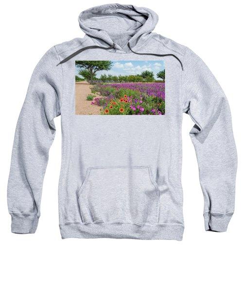 Trailing Beauty Sweatshirt