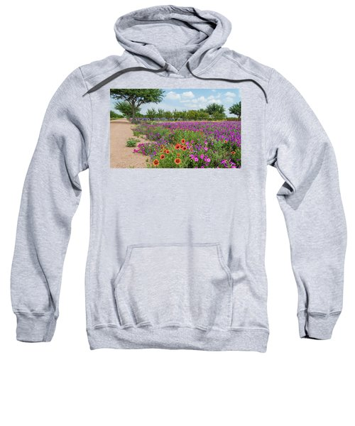 Trailing Beauty Sweatshirt