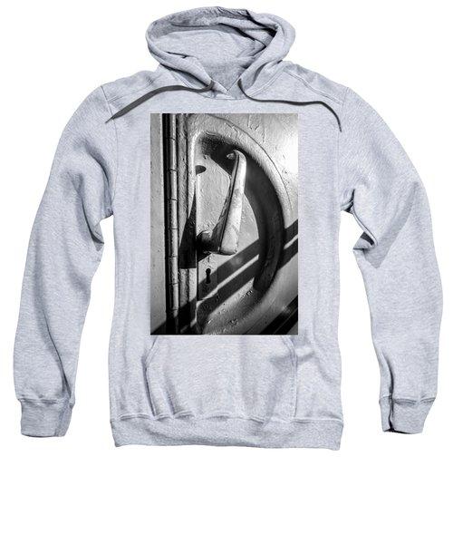 Train Door Handle Sweatshirt