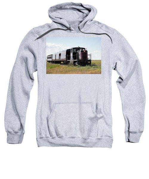 Train Tour Sweatshirt