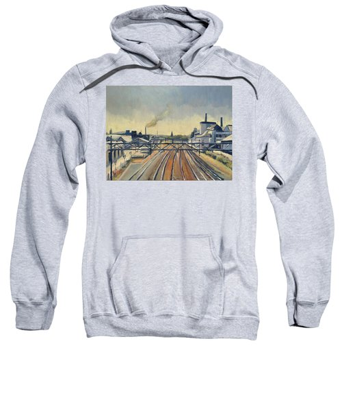 Train Tracks Maastricht Sweatshirt