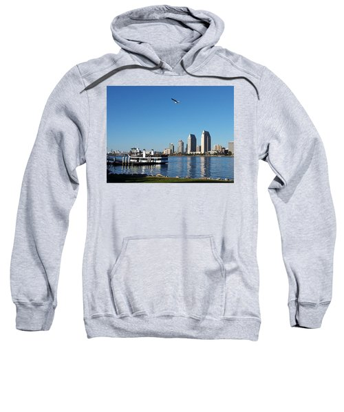 Tranquility By The Bay Sweatshirt