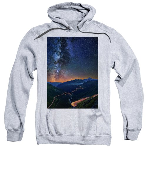 Transience And Eternity Sweatshirt