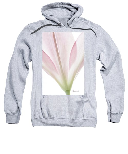 Transparent Lilly I Sweatshirt