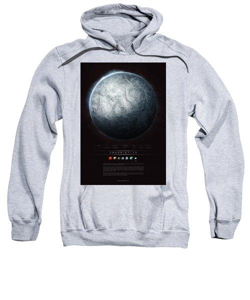 Trappist-1h Sweatshirt