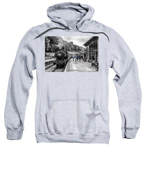 Travellers In Time Sweatshirt