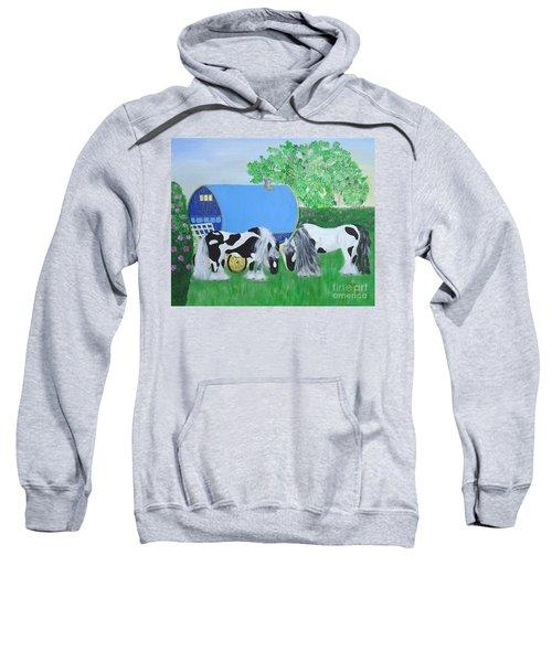 Travelling Light Sweatshirt