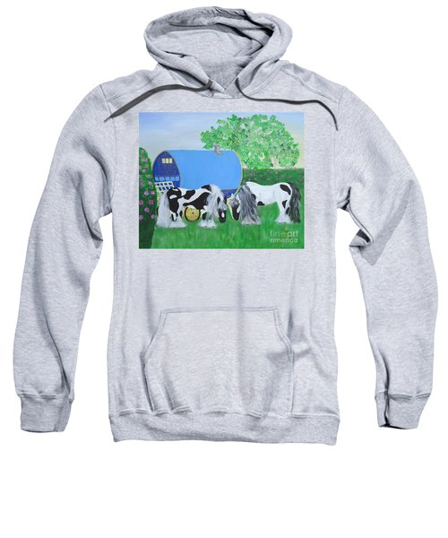 Travelling Light Sweatshirt