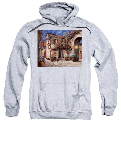 Tre Luci Al Crepuscolo Sweatshirt