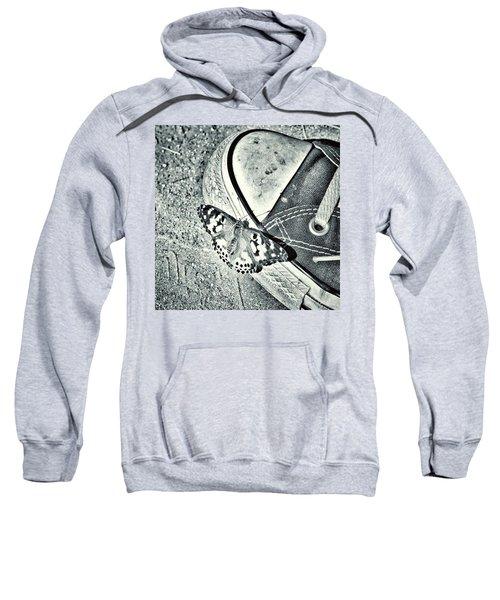 Tread Lightly  Sweatshirt