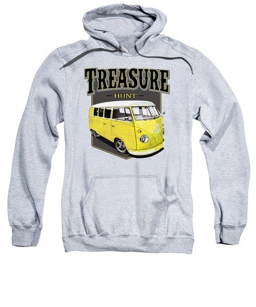 Treasure Hunt Bus Sweatshirt
