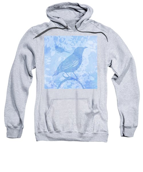 Tree Birds II Sweatshirt