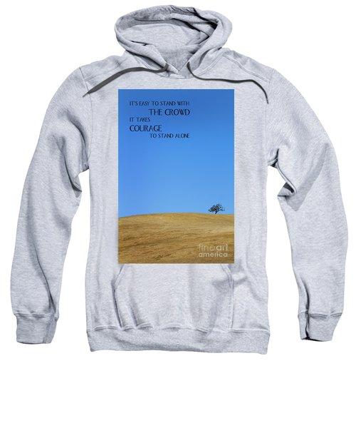 Tree Of Courage Sweatshirt