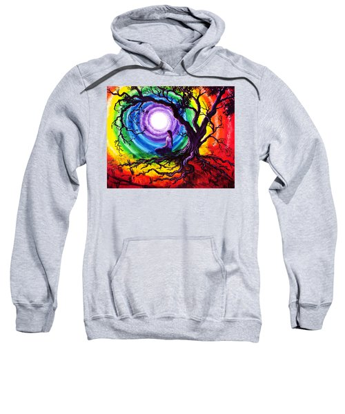 Tree Of Life Meditation Sweatshirt