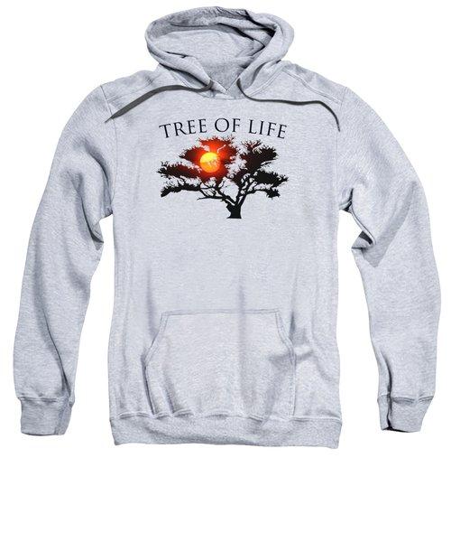 Tree Of Life- Sunrise Sweatshirt